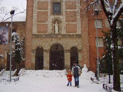 26 de Enero de 2007: Día del Maestro (Valdepeñas Nevado). Foto 5.