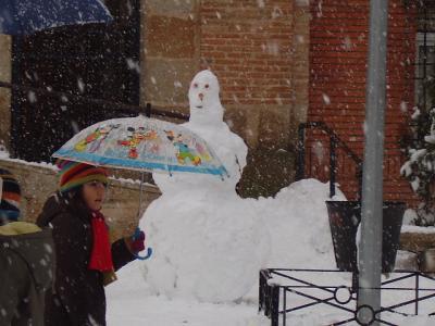 26 de Enero de 2007: Día del Maestro (Valdepeñas Nevado). Foto 7.