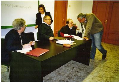 Fotos de la Reunión del Laicado Trinitario en Herencia.