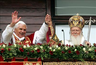 Un paso adelante en el Ecumenismo.