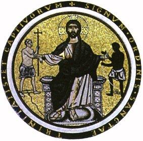Formación Trinitaria (1): El Mosaico de Santo Tomás in Fromis.