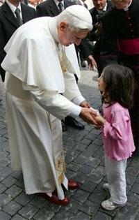 La familia según el Papa Benedicto XVI