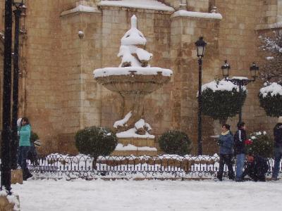 26 de Enero de 2007: Día del Maestro (Valdepeñas Nevado). Foto 1.