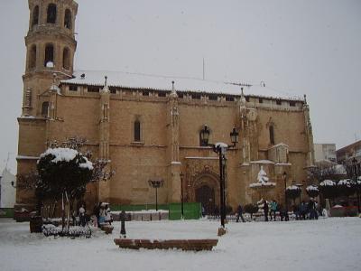 26 de Enero de 2007: Día del Maestro (Valdepeñas Nevado). Foto 2.