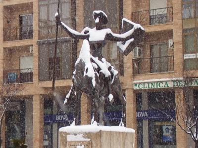 26 de Enero de 2007: Día del Maestro (Valdepeñas Nevado). Foto 3.