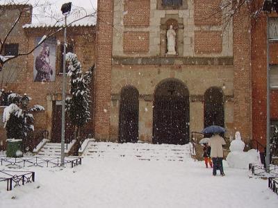 26 de Enero de 2007: Día del Maestro (Valdepeñas Nevado). Foto 6.