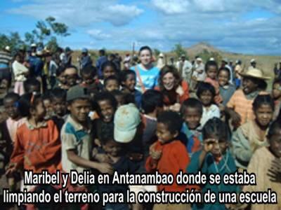 EXPERIENCIA DE VOLUNTARIOS DE OMBY-PROLIBERTAS EN MADAGASCAR. VERANO 2006