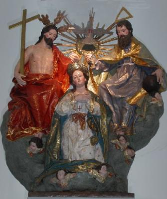 Devoción a la Santísima Trinidad.