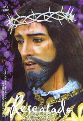 DEVOCIÓN A JESÚS NAZARENOA RESCATADO.