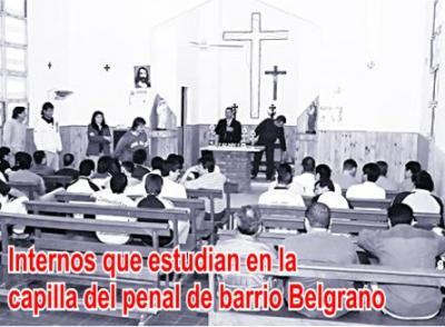 ¿Qué es la pastoral penitenciaria?