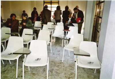 Fotos de la Reunión del Laicado Trinitario en Herencia (I).