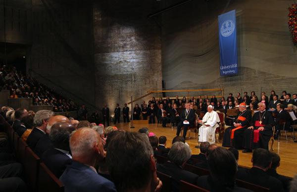 Carta de 138 Líderes musulmanes al Papa (Diálogos en los parámetros de Ratisbona).