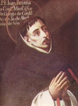 14 de Febrero: Día de San Juan Bautista de la Concepción.