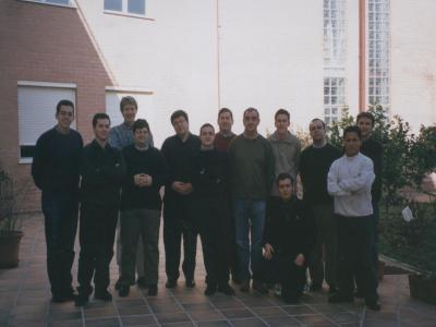 17 de Febrero Ordenación de un nuevo Hermano Catalino Asenjo.