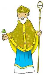 San Patricio.