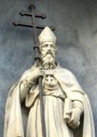 """Dice el necio para sí: """"No hay Dios"""", Recuerdo de S. Anselmo de Canterbury."""