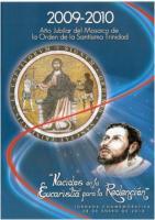 AÑO JUBILAR DEL MOSAICO DE LA ORDEN DE LA SANTÍSIMA TRINIDAD 2009-2010